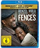 Fences [Blu-Ray] [Import]
