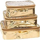 Borchia makeup pouch/bag/storage organizer/storage cloth /display/cosmetic/toiletry bag/jewellery organizer box/storage box f