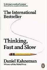 Thinking, Fast and Slow Taschenbuch