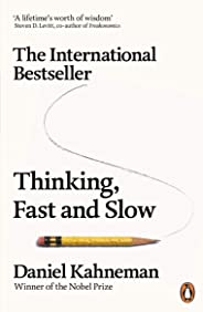 Thinking, Fast and Slow (Penguin Press Non-Fiction)