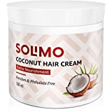 Amazon Brand - Solimo Coconut Hair Cream (300 ml)
