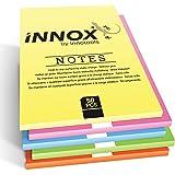 Innox-Notes moderation och papper DIN A5 5er Set flerfärgad