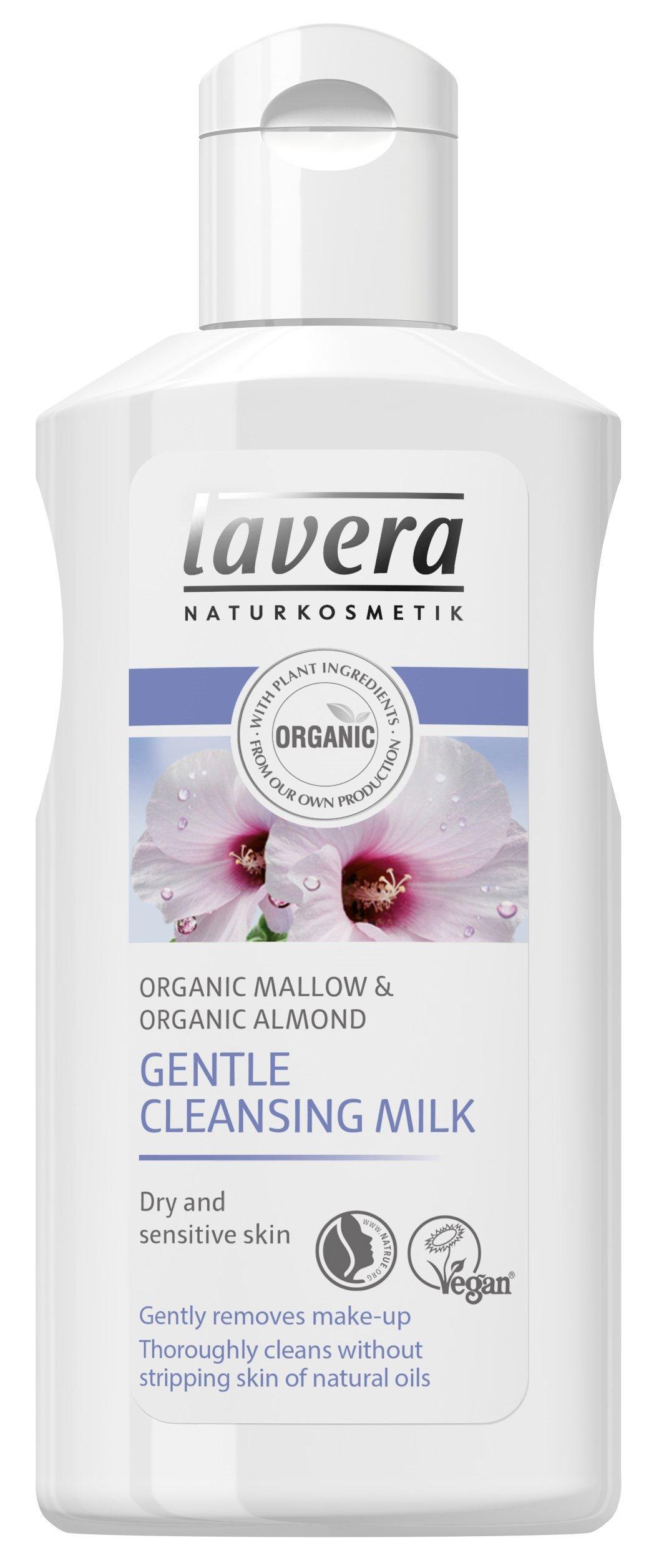 Lavera Gentle Cleansing Milk (For Dry & Sensitive Skin) 125ml
