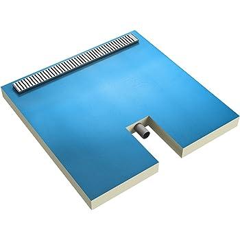 ultrament duschboard rinnenablauf 1200 x 900 x 78mm baumarkt. Black Bedroom Furniture Sets. Home Design Ideas