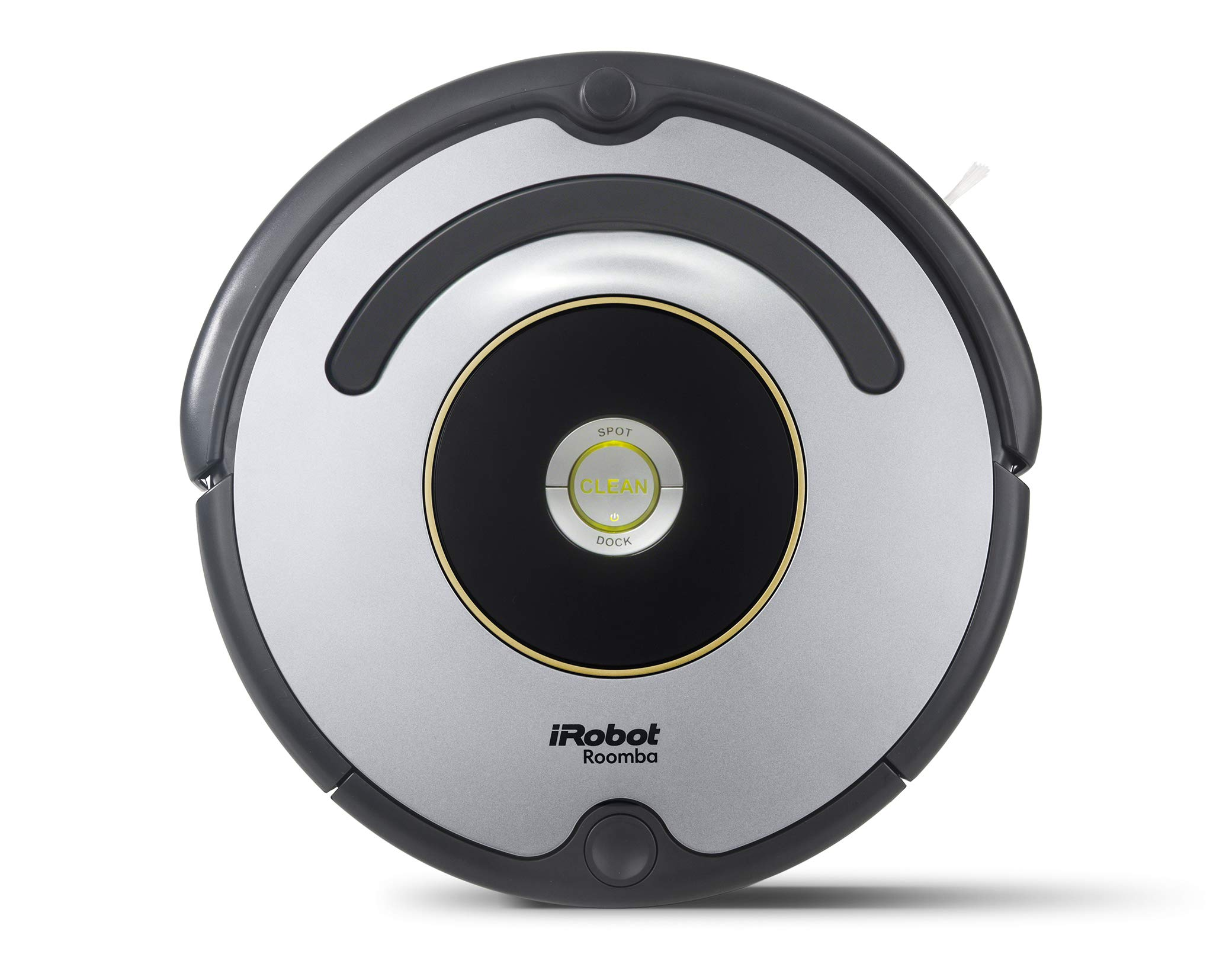 iRobot Roomba 615 Saugroboter für Tierhaare, Teppiche und Hartböden mit Dirt Detect