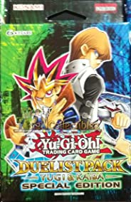 YuGiOh Duelist Pack Yugi Kaiba SE Special Edition Pack [6 Booster Packs]