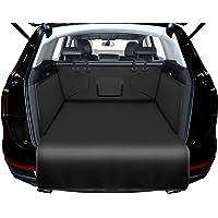 Alfheim Housse protection de coffre de voiture - couverture de dossier de siège de chien - tapis/ voyage durables…