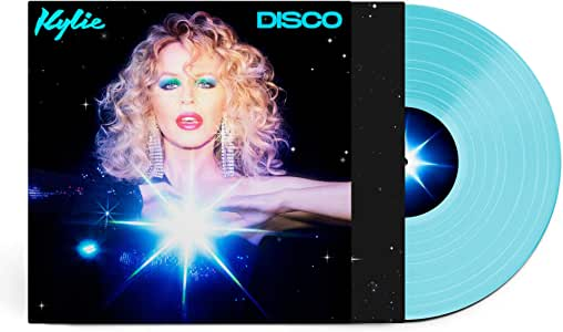 DISCO (Limited Edition Colour Vinyl)