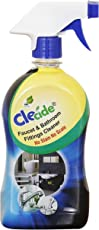 Clecide Faucet and Bathroom Fittings Cleaner - 500 ml (Green)