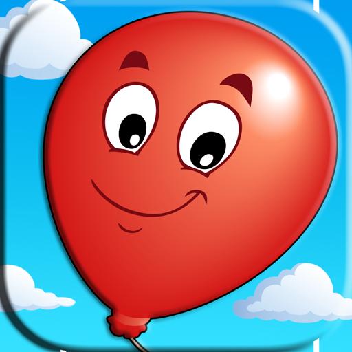 Knallen Sie die Ballons Kinderspiel für Kinder - Spaß Spiele für Baby, Jungen und Mädchen - Vollständige Version (Mädchen Für Fire Apps Kindle)