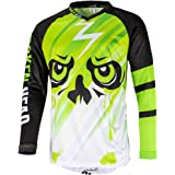 maillot Broken Head Mx Jersey Green Thunder vertMotocross Vêtements