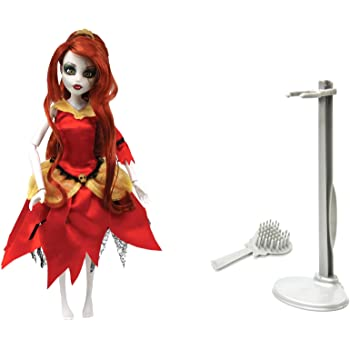 60e07f5c86ada Once Upon a Zombie Belle Doll: Amazon.co.uk: Toys & Games