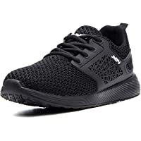 Safety Shoes Trainers Mens Women Lightweight Breathable Work Shoes Steel Toe Caps Footwear