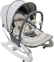 Mamalove Baby Rocking Chair - Gray- UC-40