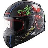 LS2 Helmets Full Face Rapid Street Helmet (Happy Dreams - Medium)