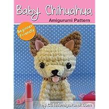 Ravelry: Chihuahua Amigurumi pattern by Anna Sytnikova | 218x218