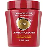 Connoisseurs Jewellery Cleaner   Gold Jewellery Cleaning   8oz Gold Polish for Necklaces, Rings & Precious Jewellery…