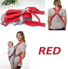 Pindia Baby Carrier Red (Kangaroo Style )