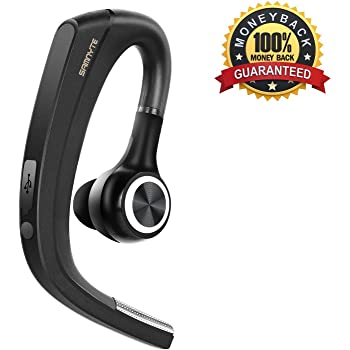bluetooth headset 4 1 in ear funk ohrh rer handy amazon. Black Bedroom Furniture Sets. Home Design Ideas