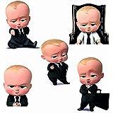 Pretty Ur Party Boss Baby Theme Paper Cutouts