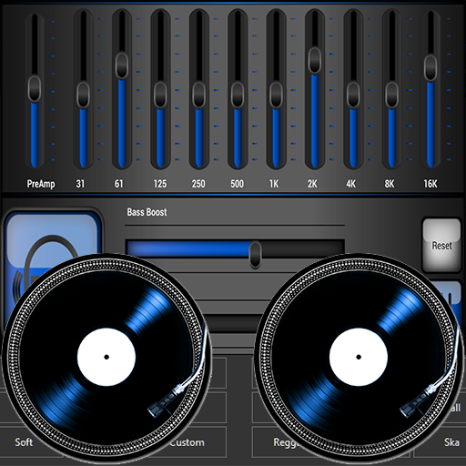 DJ Music Remix (Skrillex Musik)