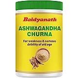 Baidyanath Ashwagandha Churna - 100g (Pack of 2) - Helps Boost Energy