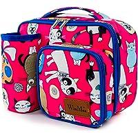 winmax Sacs Isothermes Repas pour Enfant et Femme, Sac Lunch Box Isotherme Sac à Lunch Bag Sac de Repas Pique Nique Sac…