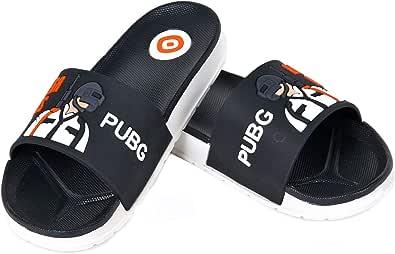 DES TONGS PubG Flip Flops/Slippers for Kids (Boys and Girls)