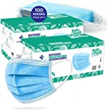 CAREVIEW™ CV2992, SITRA & BIS (ISI) Approved, 3 Ply Disposable Surgical Mask With Built in Metal Nose Pin and 1 Melt…