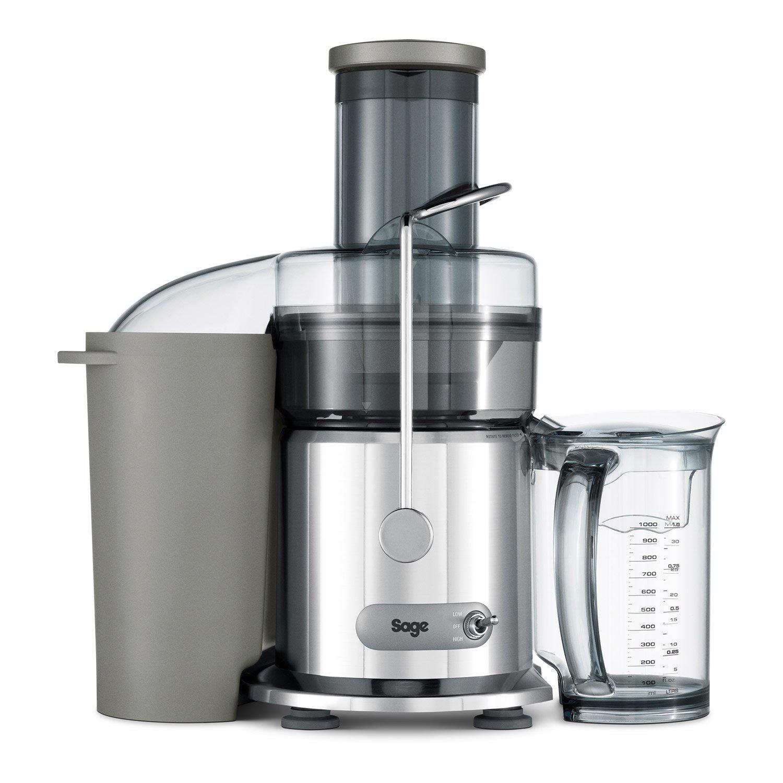 Pc World Kitchen Appliances Sage By Heston Blumenthal The Nutri Juicer Silver Amazoncouk