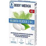 BodyMedica Blokada kalorii 2 w 1, zmniejsza pobieranie kalorii z tłuszczów i węglowodanów w celu leczenia nadwagi i adipotu,