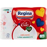 Regina Queen Kökspapper, 3 st, Vit