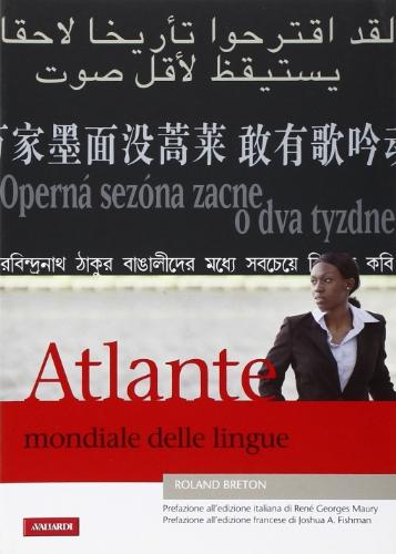 Atlante mondiale delle lingue di Roland Breton