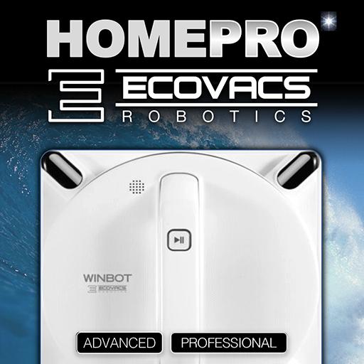 Ecovacs WINBOT Control and Helper Robotic Window