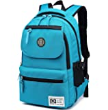 SUPA MODERN® Unisex Nylon School Bags Waterproof Hiking Backpack Cool Sports Backpack Laptop Rucksack School Backpack