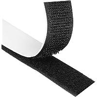 Blooven Klettband Selbstklebend 8M Extra Stark, Doppelseitig Klebende mit Klettverschluss 20mm Breit Selbstklebendes…