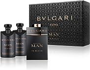 Bvlgari Man In Black Set (EDP60ml+SSG40ml+ASB40ml)