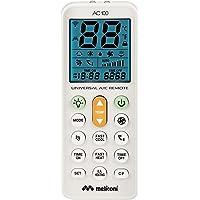 Meliconi AC 100 Telecomando Universale per Condizionatori/Climatizzatori Compatibile con la Maggior Parte dei Marchi…