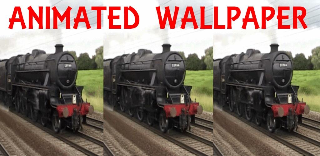 Black Steam Train Live Wallpaper Amazoncouk Appstore For