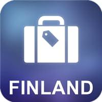 Finnland Offline Map