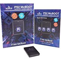 Kaico Free Mcboot 8MB PS2 Memory Card con FMCB PS2 Mcboot 1.966 per Sony Playstation 2 - FMCB Free Mcboot La tua PS2…