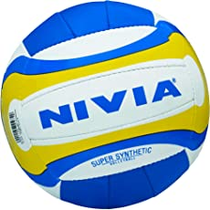 Nivia Super Synthetic Volleyball, Size - 4
