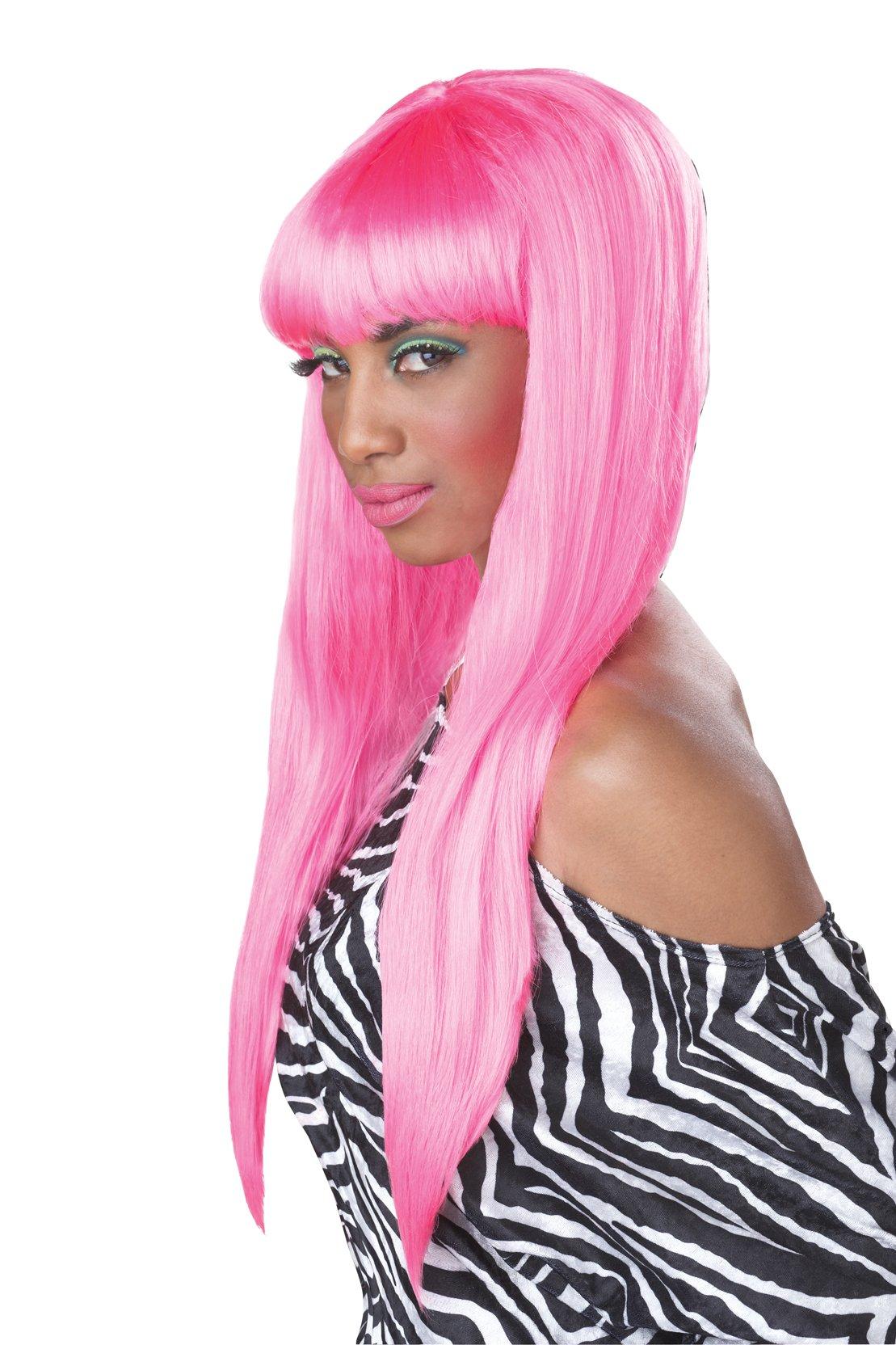 Bubble Gum Wig
