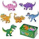 Comius Sharp Puzzle de Madera, 6 Pack Rompecabezas Puzzle Juguetes Bebes para Niños de 1 2 3 4 5 Años Montessori Educativos R