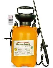 Pepper Agro Garden Pressure Sprayer (5 litres, Yellow)
