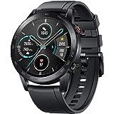 HONOR MagicWatch 2 46mm Gezondheids- en fitness Smartwatch voor Volwassenen, met GPS, hartslagmeter SpO2-monitor, 5 ATM water