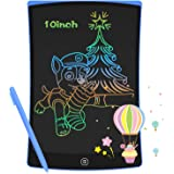 GUYUCOM Tavoletta Grafica Bambini da 10 Pollici, Lavagna Magica per Bambini, Universale per Entrambe le Mani, Tavoletta Grafi