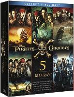 Pirates des Caraïbes-Coffret 5 Films