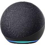 Amazon Echo Dot 4 anthracite Intelligenter Assistant Speaker