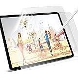 TAMOWA Skärmskydd kompatibelt med iPad Pro 11 tum (2020 och 2018-modeller), 2-pack, mjuk matt skyddsfilm kompatibel med Apple